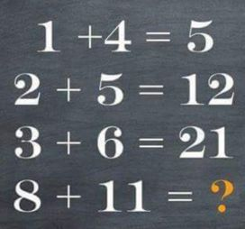 Challenging math equation riddle